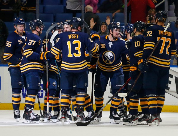 Sabres Defeat Blue Jackets 4-3 In OT