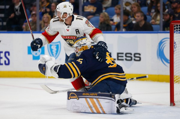 4 Observations: Sabres hold off Panthers in 3-2 shootout win