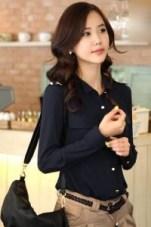 black-blouse