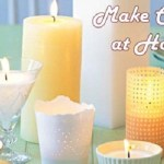 8 Simple steps to make candles at home