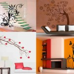 Stylize home walls using art decor