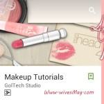 The best Makeup Tutorials Android app for makeup beginners