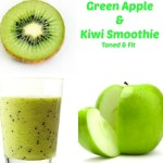 kiwi-and-apple-smoothie