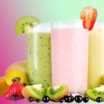 Delicious & healthy smoothies for kids: Easy to make