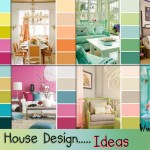 Interior house design: Which color choose for a chic decor?
