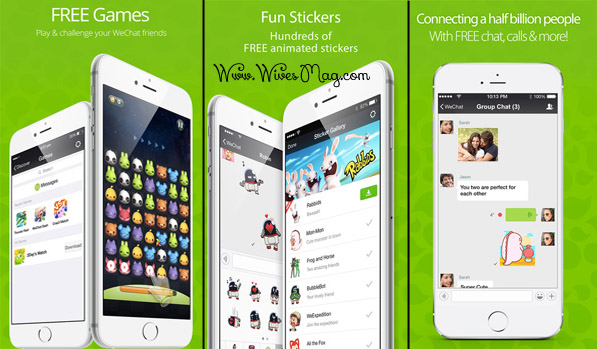 Stickers Free for WhatsApp, Telegram, Kik, GroupMe, Viber, Snapchat,  Facebook Messenger, VK, Tumblr, Instagram & WeChat - Emoji & Gif Animated  Sticker on ...
