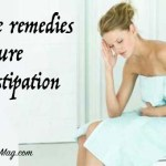 Causes of constipation, what are the home remedies to cure it?
