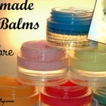 Lip care: Healing chapped lips using DIY Lip Balm