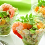 Shrimp recipes: Delicious Salad to enjoy lunch or dinner