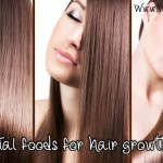 10 essential foods for hair growth and improve hair health