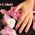 Simple n stylish nail art Ideas using nail enamels & polishes