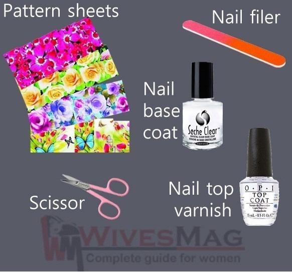 nail art design-things