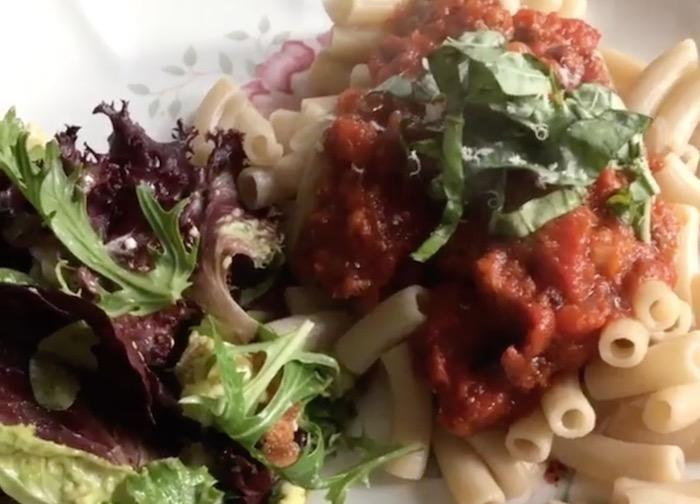Easy Slow Cooker Spaghetti Sauce