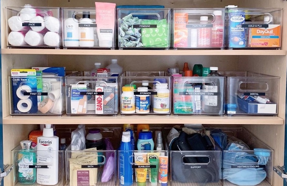 10 Vital Items You Need in Your Medicine Shelf