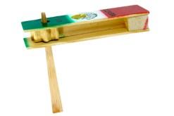 Matraca Mexicana de madera mediana - Wiwi Fiestas