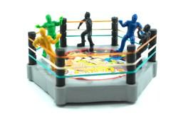Ring de lucha libre mexicana - Wiwi juegos de mayoreo