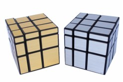 Cubo Mágico Rubik Mirror 3 x 3 Wiwi juegos mayoreo