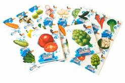 Lotería Didáctica Los Vegetales MG - Wiwi Loterías de Mayoreo