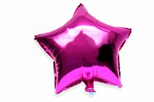 Globos de metal Estrella 18 pulgadas – Wiwi globos fiestas