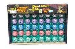 mini crescenciosHuevo mágico de Dinosaurios 48 piezas – juegos y juguetes didácticos
