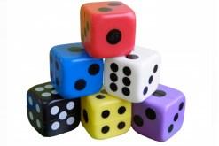 Dados Malú 2.5 huecos – Wiwi juegos de mayoreo