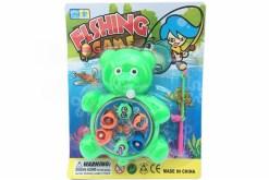Juego de pesca magnética de cuerda Oso-Wiwi tienda de mayoreo