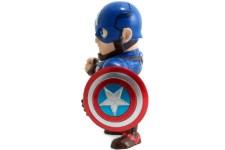 Capitán América figura de acción de metal