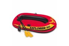 Lancha Explorer 300 Raft - Wiwi Inflables de Mayoreo