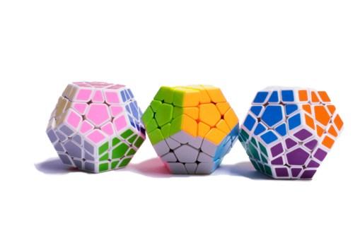 Cubo Mágico Rubik Megaminx o Dodecaedro-Wiwi juegos mayoreo