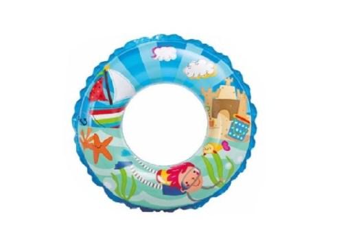 """Salvavidas Dona 24"""" flotador inflable - Wiwi Inflables de Mayoreo"""