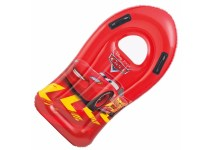 Salvavidas Surf Disney Cars inflable-Wiwi Inflables de Mayoreo