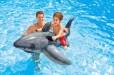 Tiburón Blanco Montable acuático inflable - Wiwi Inflables de Mayoreo