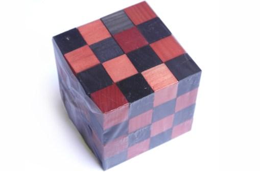 Rompecabezas 3D Cubo Serpiente 4x4 -Wiwi juegos de mayoreo