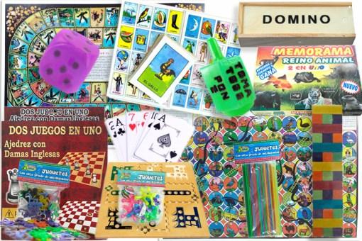 15 Juegos de mesa familiares - Wiwi juegos de mayoreo