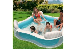 Alberca Familiar tipo Jacuzzi - Wiwi Inflables de Mayoreo