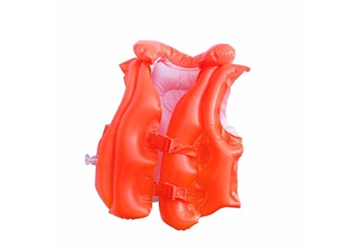 Chaleco Salvavidas inflable - Wiwi Inflables de Mayoreo