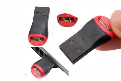 Lector Adaptador Micro SD A Usb 10 piezas - Wiwi tienda de mayoreo