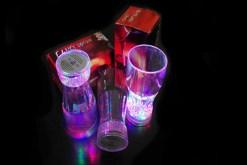 Vasos de luz LED - Wiwi fiestas de mayoreo