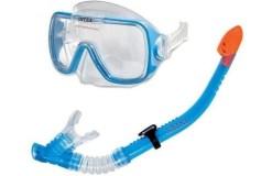 Visor y Snorkel Wave Rider adulto - Wiwi tienda de mayoreo