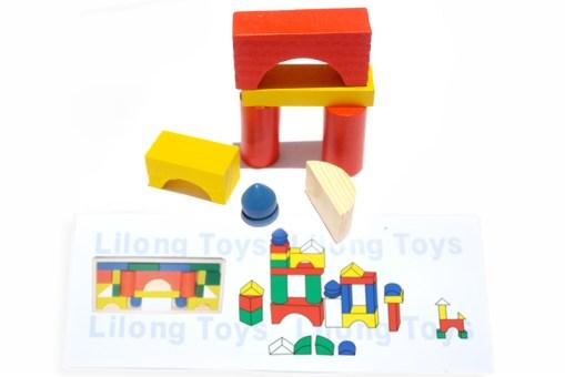 Mini Arquitecto con 26 Modelos de Construcción - didácticos mayoreo