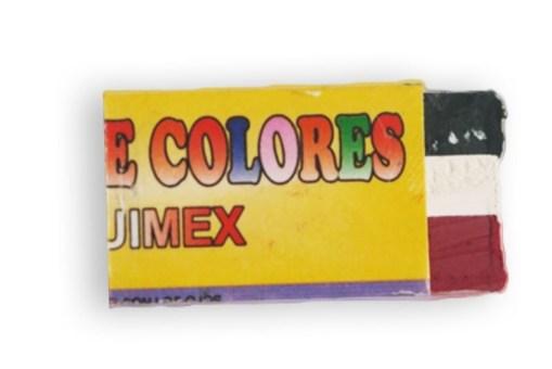 Maquillaje Mini Crayola tricolor 12 piezas - Fiestas de mayoreo