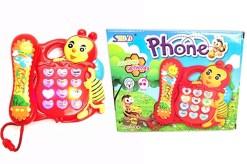 Bee Phone Teléfono musical de abeja - juegos y juguetes