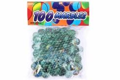 Canicas Acuario 16 mm 100 piezas - juegos y juguetes
