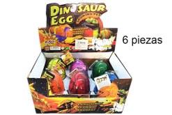 Huevo mágico de Dinosaurios 6 piezas – juegos y juguetes didácticos