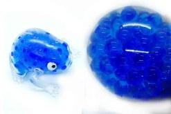 Ranas pegajosas smash water con capsulas de hidrogel 12 pzas