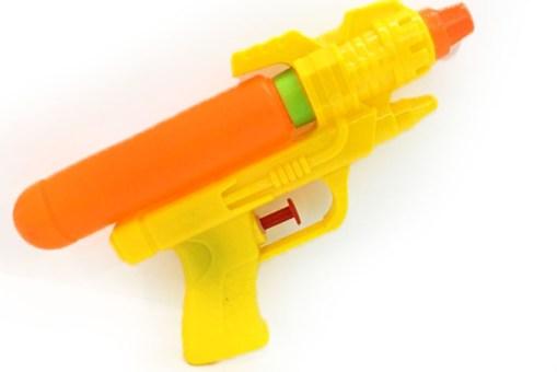 Pistolas De Agua De Tanque 19x10cm paquete de 3 piezas