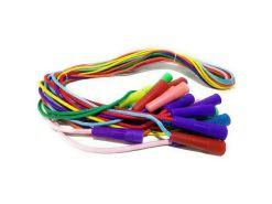 Cuerda para saltar Piola 12 piezas de colores a precio de mayoreo