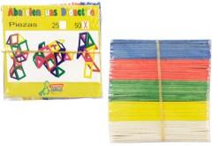 Palitos abate lenguas de madera - Wiwi didácticos de Mayoreo, juguetes de habilidad y destreza