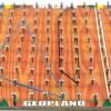 Geoplano Grande de Madera -Wiwi Juegos de mayoreo