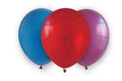 Globos # 12 látex 100 piezas - Wiwi globos para fiestas
